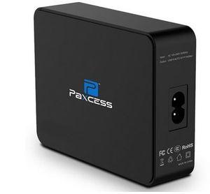 Paxcess 35W 6 Port USB Ladegerät Family Sized Ladeadapter ab nur 0,20€