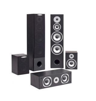 quadral QUINTAS 5000 II   5.0 SurroundSystem statt 319€ für nur 224,99€