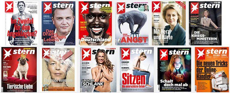 ster cover Stern Jahresabo für 27,80€ (statt 229€) bis Mitternacht