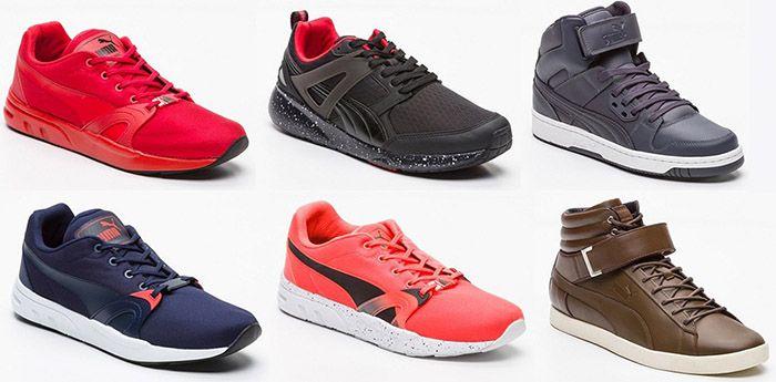 Großer Puma Sale bei vente privee   z.B. Shirts ab 10€, Sneaker ab 25€ uvm.