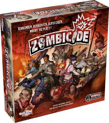 Zombicide – Brettspiel für 59,99€ inkl. Versand (statt 69€)