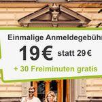 Drive Now – für Neukunden statt 29€ für 19€ inkl. 30 Freiminuten