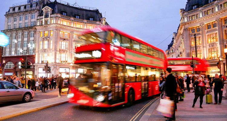 3 4 Tage London im 3* Hotel + Flügen ab 119€ p.P.