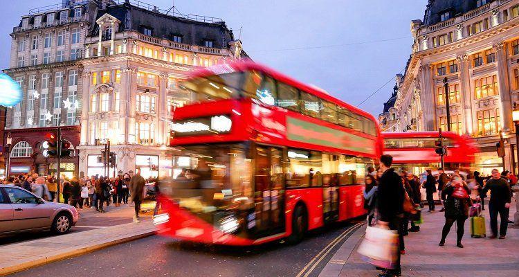 2   4 ÜN in London im 3* Hotel inkl. Frühstück + Flüge ab 129€ p.P.