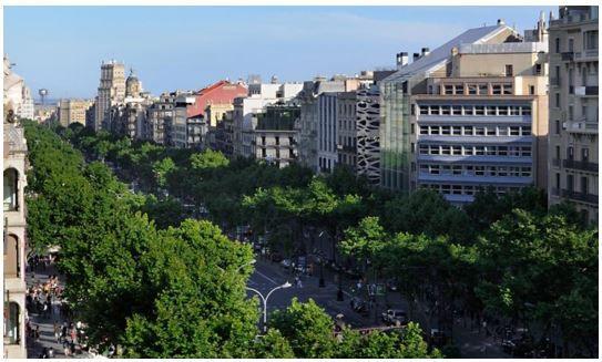 2 6 Tage Barcelona im 5* Wellness Hotel Omm ab 94€ p.P.