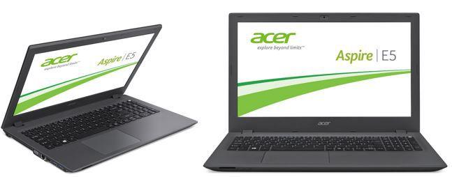 Acer Aspire E5 573 54K   15,6 Zoll Full HD Notebook mit i5 statt 601€ für 529€