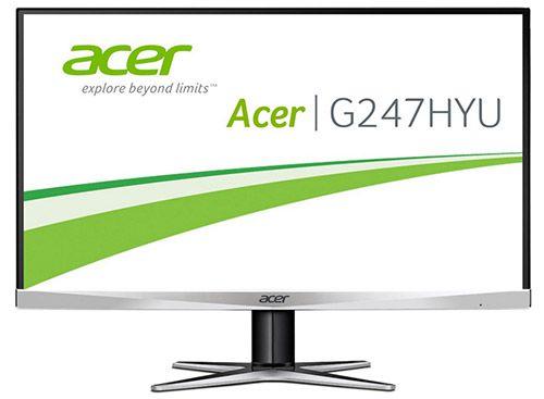 Acer G247HYUbmidp   23,6 Zoll WQHD Monitor für 201,99€