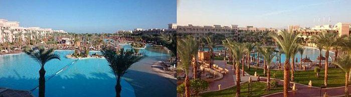 1 Woche Ägypten im TOP 5* Hotel + All Inc., Flügen & Transfer ab 307€ p.P.