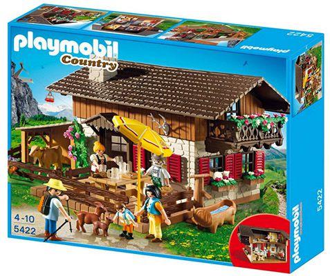 Playmobil Almhütte für 28,96€ (statt 36€)