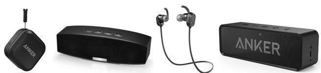 Anker1 Anker Bluetooth Kopfhörer & Lautsprecher als Amazon Tagesangebot