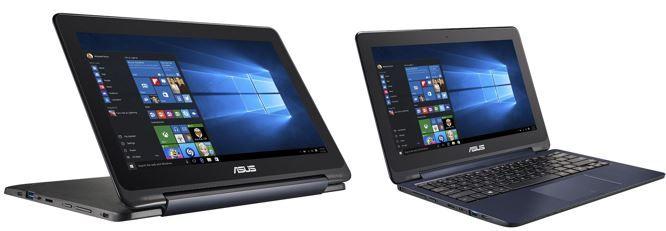 Asus Flipbook TP200SA Asus Flipbook TP200SA   12 Zoll Convertible statt 305€ für 229€