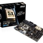 Fehler? Asus Z97-P Mainboard Sockel LGA1150 für 42,71€(statt 97€)