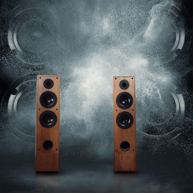 Audio Komplettsystem Das beste Komplett Audiosystem
