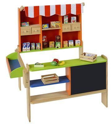 Beluga Kaufladen  Beluga Kaufladen bunt für 35,85€ (statt 80€)