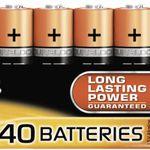 36er Pack Duracell Plus Power AA Batterien für 19,99€ (statt 36€)