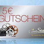 Cinestar Gutschein kaufen und 20% oben drauf bekommen