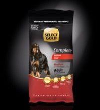 Gratis Futterprobe mit Rind für Hunde