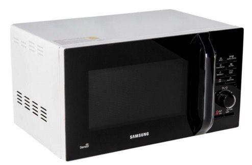 Samsung MG23H3125XW Mikrowelle mit Grill Funktion für 82,89€ (statt 120€)