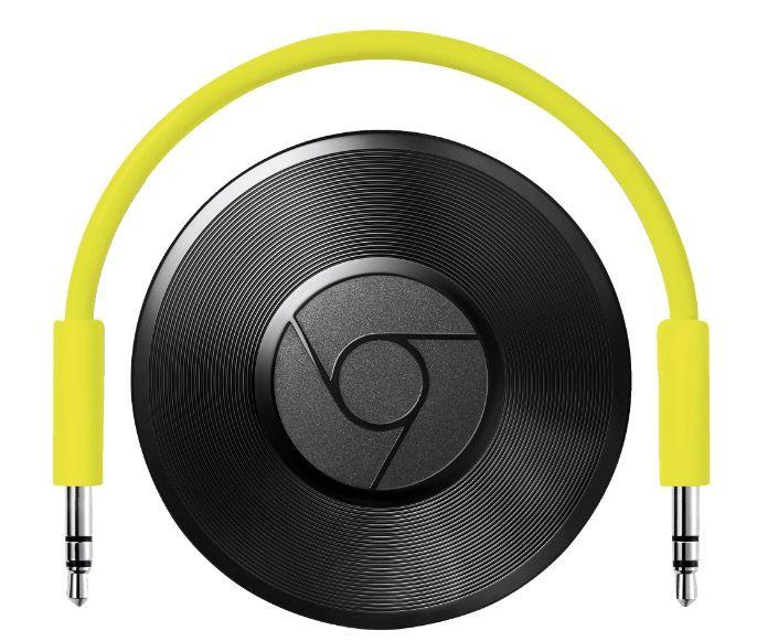 Chromecast Audio für 25,75€ (statt 33€)