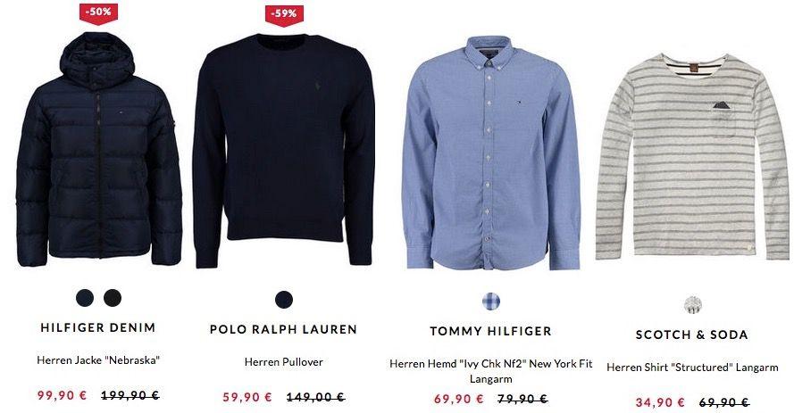 Bildschirmfoto 2016 02 19 um 09.53.40 Bis zu 70% Rabatt im Engelhorn Sale (Günstig Hilfiger & Co.) + 20% Gutschein + VSK frei ab 60€   TOP!