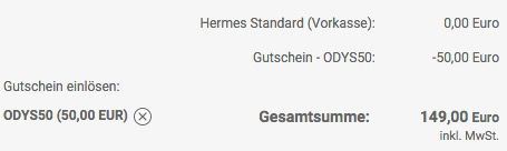 Odys Trendbook 14   14 Zoll Notebook für 149€ (statt 204€)