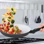 3er Set Renberg Karbon-Stahl Bratpfannen für 12,94€ + gratis Artikel