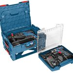 Bosch GBH 2-28 DFV Bohrhammer + Akku-Bohrschrauber + Weber Grill für 284,99€ (statt 325€)