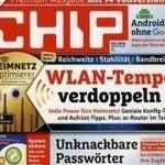 Chip Premium Jahresabo für effektiv 12,68€ dank 70€ Gutscheinprämie