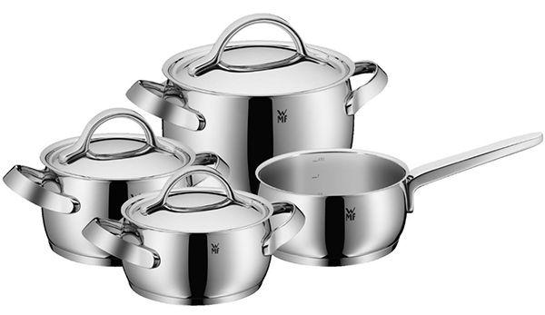 WMF Concento   4 teiliges Kochgeschirr Set für 169€ (statt 199€)