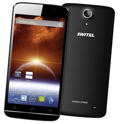 Switel S5502D Spark   5,5 Zoll Dual Sim Smartphone für 79,99€ (statt 110€)