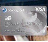 Wieder da! Beitragsfreie Barclaycard New Visa mit 45€ Prämie   Bonus Deal!