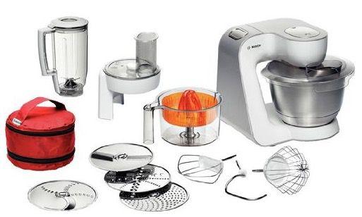 Bosch MUM54W41 Styline Küchenmaschine ab 228,51€ (statt 271€)