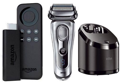Gratis Fire TV Stick beim Kauf eines Braun oder Oral B Produkts
