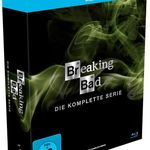 Breaking Bad – Die komplette Serie (Blu-ray) für 45€