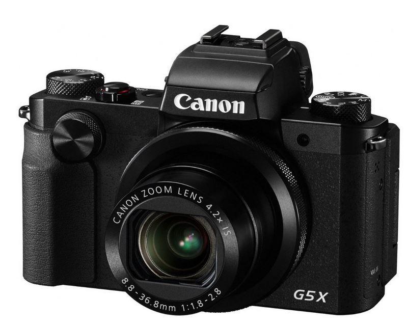 Canon PowerShot G5 X Canon PowerShot G5 X   HighEnd Kompaktkamera für 600,9€