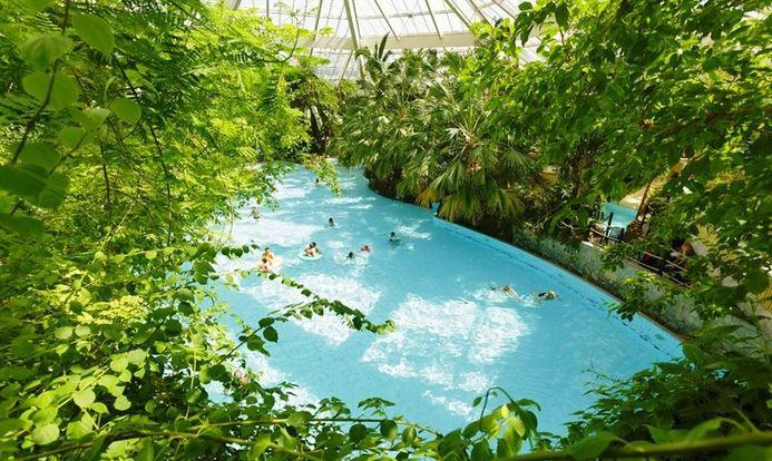 Center Parcs Center Parcs Gutschein: 4 5 Tage für Zwei mit Aqua Mundo Zutritt ab 84,15€   nur heute!
