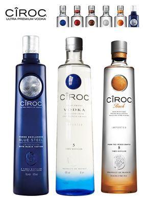 Ciroc Vodka Ciroc snap frost Ultra Premium Vodka 6l für 199,99€ in der Vodka Tagesaktion