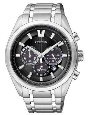 Citizen Eco Drive Titanium Herren Armbanduhr für 179,40€ (statt 242€)