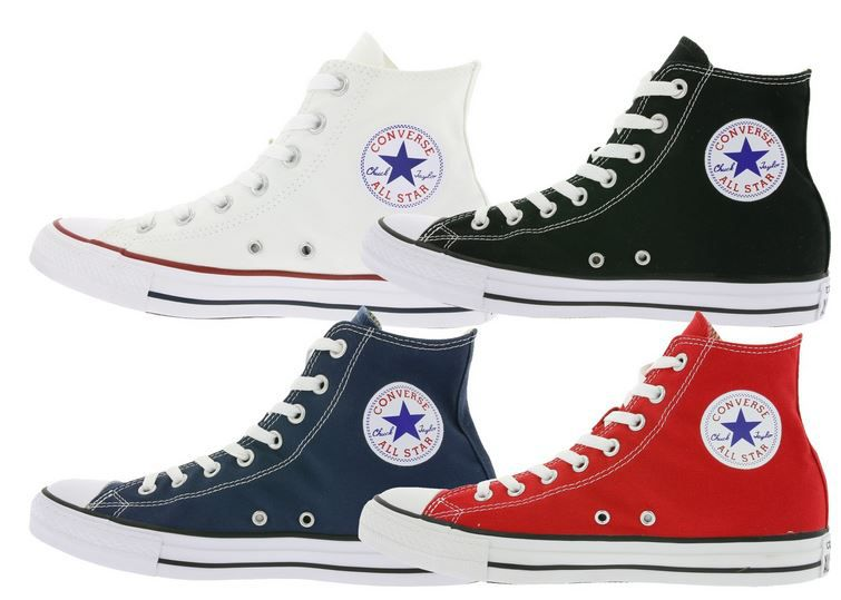 Converse all stars Converse All Star High Kult Chucks je Paar 44,46€ (statt 65€)