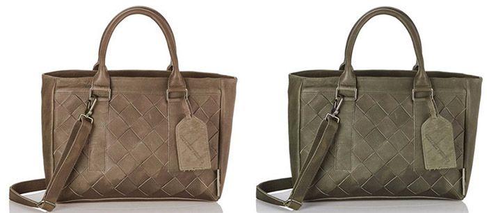 Cowboysbag Denny Cowboysbag Denny Damen Schultertasche für 88,49€ (statt 191€)