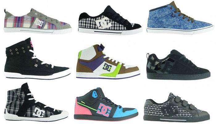DC Shoes Damen Sneaker für je 9,99€ (statt 17€)