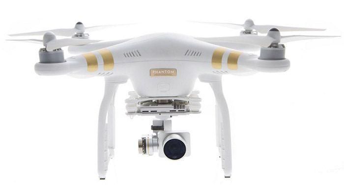 DJI Phantom 3 4K Quadrocopter für 646,99€ (statt 686€)