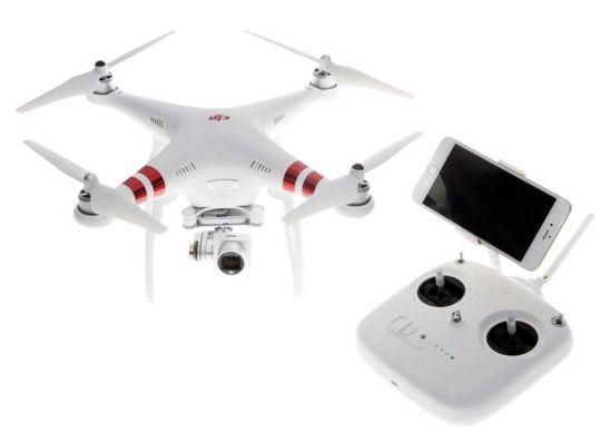 DJI Phantom 3 Standard Quadrocopter für 317,04€ (statt 495€)