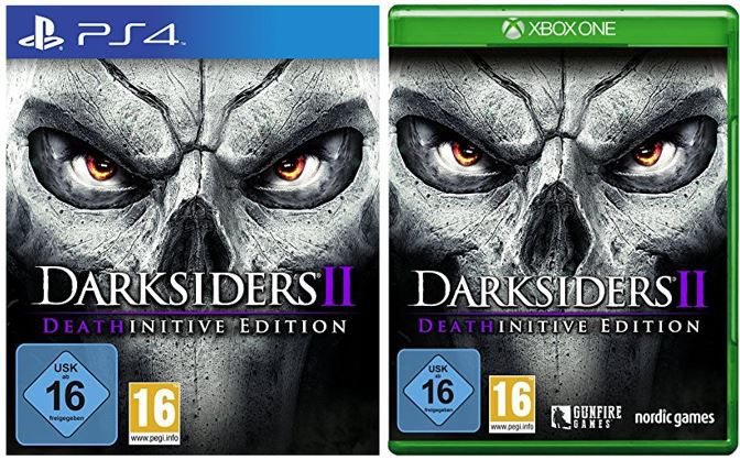 Darksiders 2   Deathinitive Edition   [Xbox One   PS4] ab 18,79€