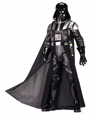 Darth Vader Figur Star Wars Darth Vader Figur 50cm für 21,49€ (statt 28€)