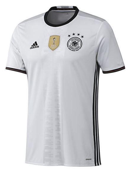 Adidas EM 2016 Deutschland Replica Herren Trikot ab 39,99€