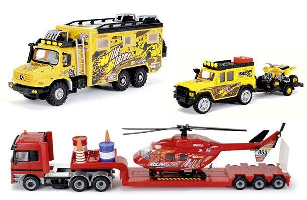 Dickie Desert Rescue Spielzeug Set ab 17,72€ (statt 35€)