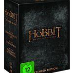 Die Hobbit Trilogy (Blu-ray, Extended Version, 15 Discs) für 49,97€ (statt 56€)