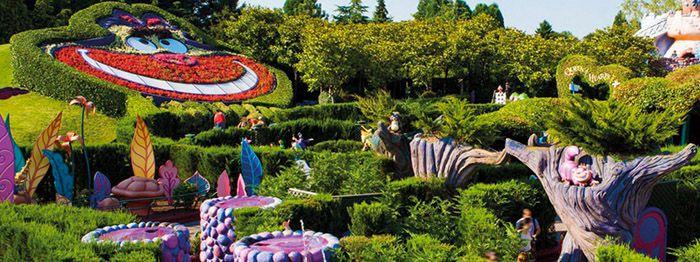 Tagesticket Disneyland Paris + Walt Disney Studios Park für 69€