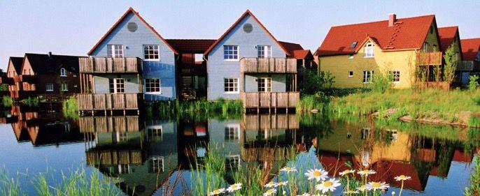 ÜN im 4* Dorfhotel Fleesensee im Apartment für bis zu 4 Personen inkl. Pool ab 19,75€ p.P.